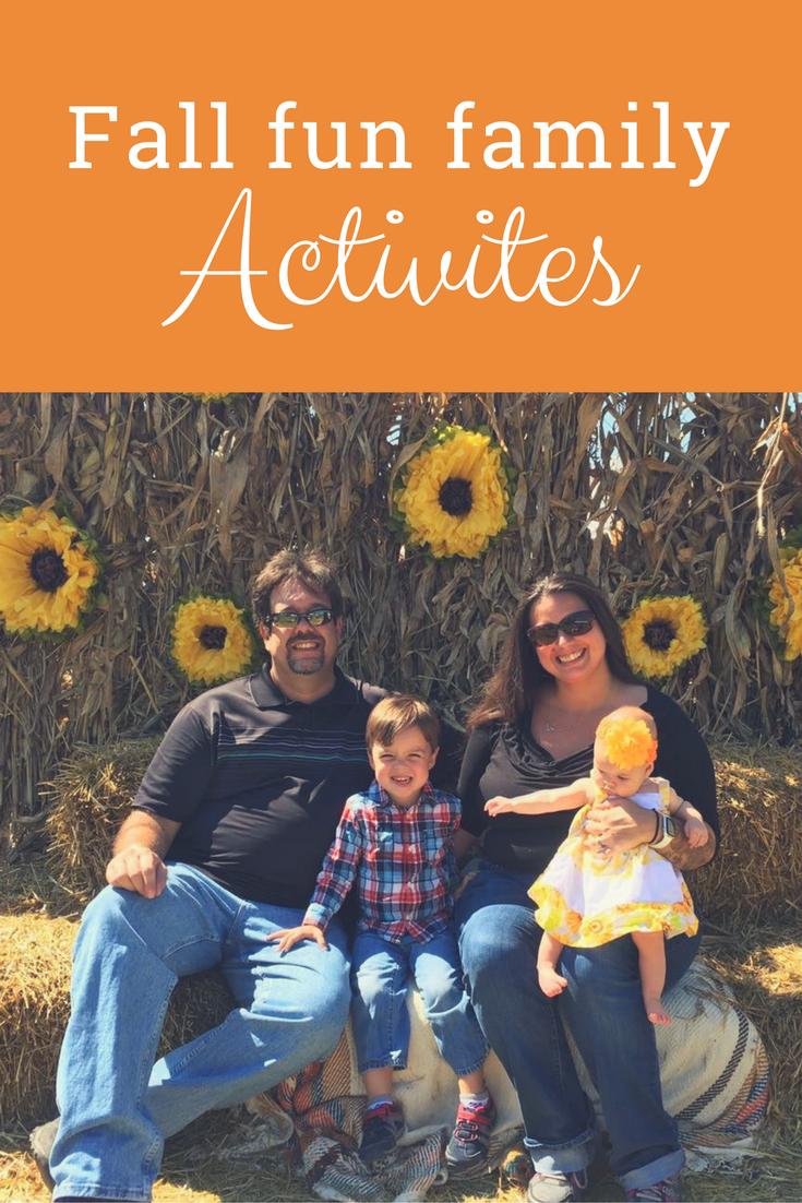 Fall Fun Family Activities